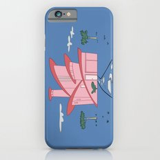Pink Panther's Modern House iPhone 6s Slim Case