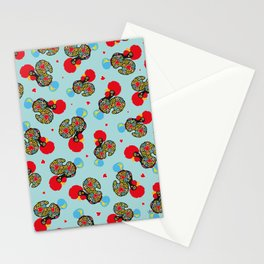 Rooster of Barcelos | Portuguese Lucky Charm Stationery Cards