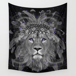 Don't Define Your World (Chief of Dreams: Lion) Tribe Series Wall Tapestry
