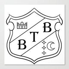 Barton Crest Canvas Print