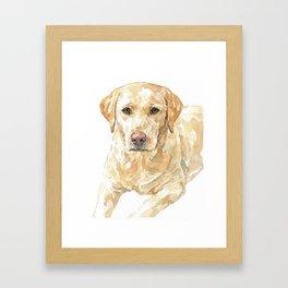 Bubba Framed Art Print