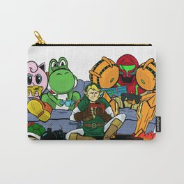 Smashing Bros Carry-All Pouch