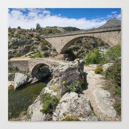 Viaducts Canvas Print