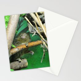 Marmoset Stationery Cards