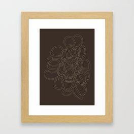 Cells Framed Art Print