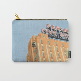 Factory Five roses Carry-All Pouch