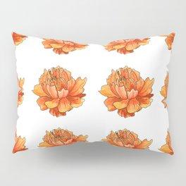 Siberian flower pattern Pillow Sham