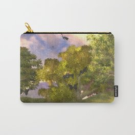 Butterfly in nature Carry-All Pouch