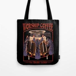 Worship Coffee Umhängetasche