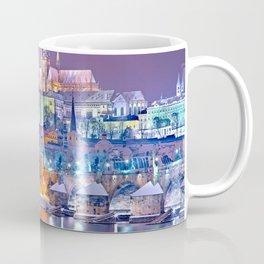 Colorful Prague Landscape Coffee Mug