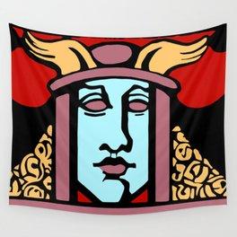 Jugendstil Einfuhrmesse Frankfurt re Wall Tapestry