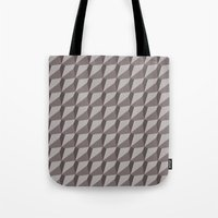 solid color Tote Bags featuring Solid 9 Placid by KEITTIÖ