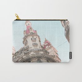 French Sky (Retro and Vintage Urban, architecture photography) Carry-All Pouch