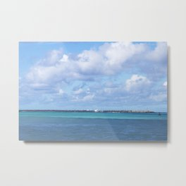 Bahamas Cruise Series 128 Metal Print