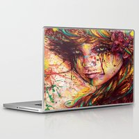 russian Laptop & iPad Skins featuring Russian braid by ururuty