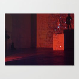Projection 1 Canvas Print