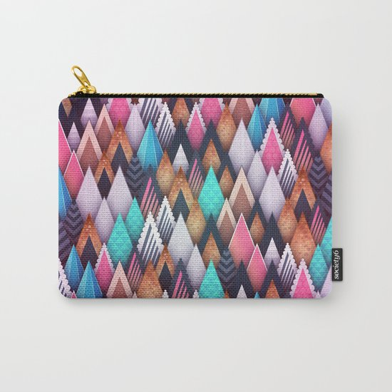 Background pattern 4 Carry-All Pouch