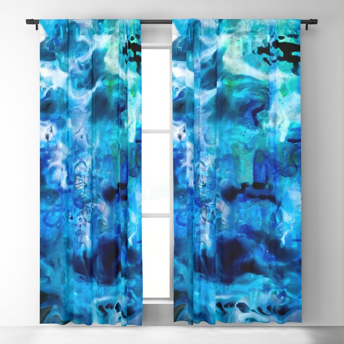 Cold Water Blackout Curtain