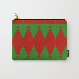 Happy Holidays #buyart #society6 #christmas Carry-All Pouch