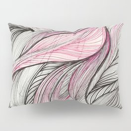 Pink Dove Pillow Sham