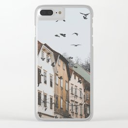 Ljubljana, Slovenia I Clear iPhone Case