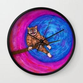 Tree Monster Wall Clock