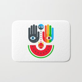 Idle Hands Bath Mat