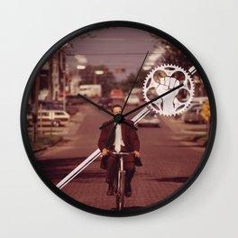 Ride! Wall Clock