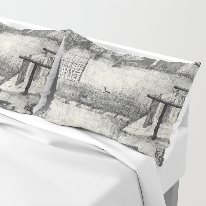 Old Man's Domain Pillow Sham