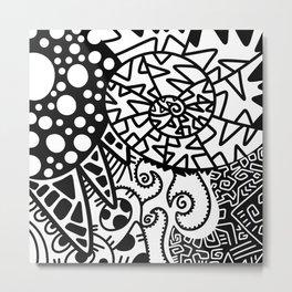 Neurosis Metal Print