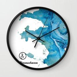 SAVVY? Wall Clock