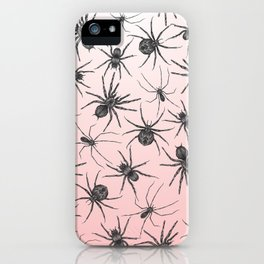 Spiders iPhone Case