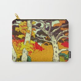 Home at Syin Carry-All Pouch