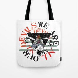 WE ARE ALL Tote Bag