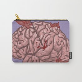 Pandemonium of the Brain Carry-All Pouch
