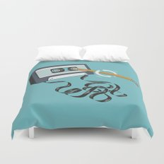 Back in the Day Duvet Cover