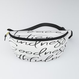 Fruits of the Spirit Fanny Pack