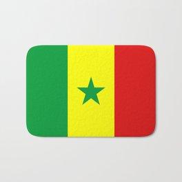 Senegal country flag Bath Mat