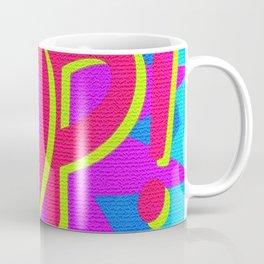 POP Art Electrified! Coffee Mug