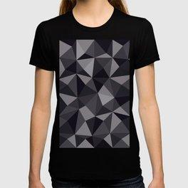 Geometric pyramids V7 T-shirt