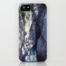 Maligne Canyon 6 iPhone Case