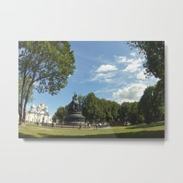 Good Day In The Kremlin Metal Print