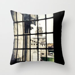 Pisa Cathedral Throw Pillow