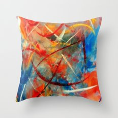 Pure Emotion Throw Pillow