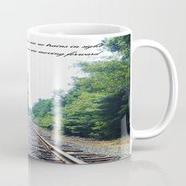 TRAIN Tracks Coffee Mug