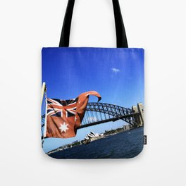 Aussie icons Tote Bag