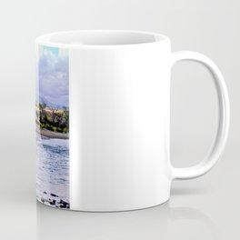 Camping on the Yellowstone River Coffee Mug