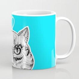 Cat B Coffee Mug