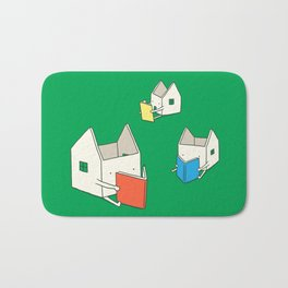 Every house has it's own story Bath Mat