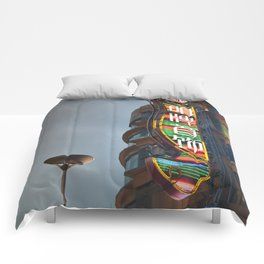 Shanghai 七 Comforters
